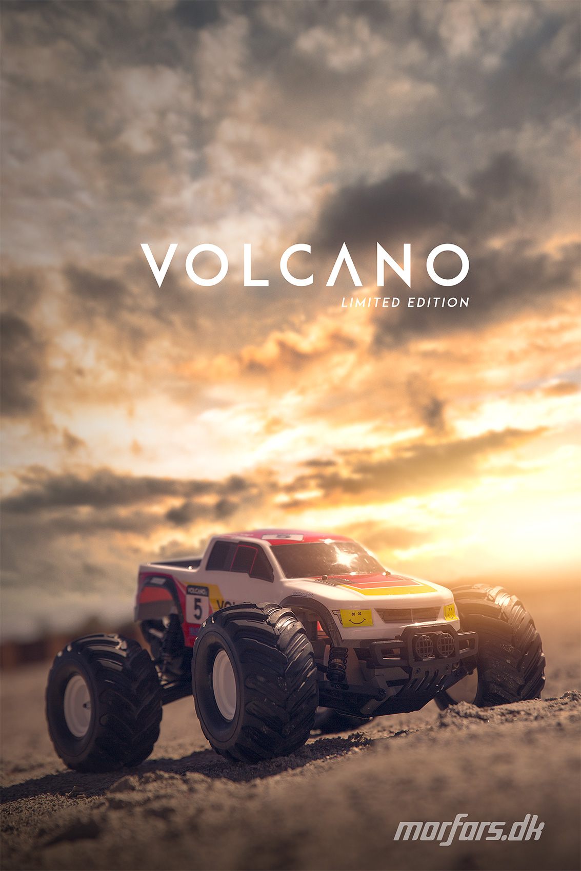 Volcano-Poster