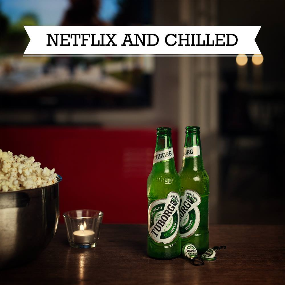 Netflix and Chilled